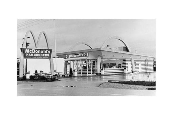 McDonalds first