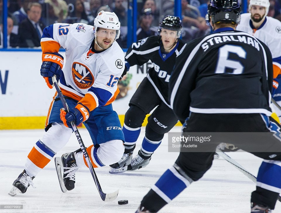 The Islanders wanted Josh Bailey at the 2008 draft and traded down to get more picks