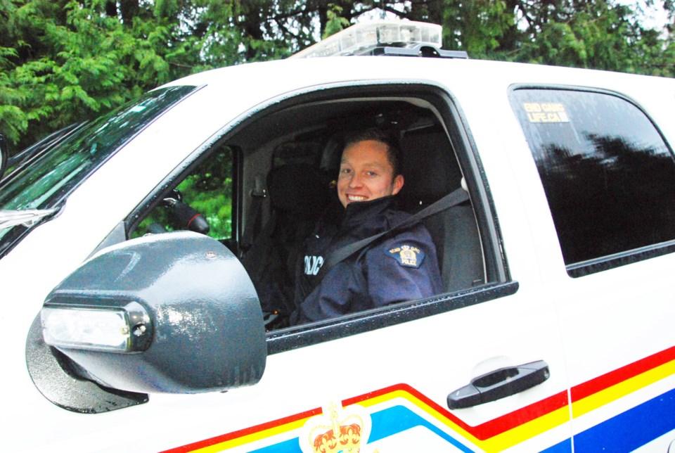 Bowen Island RCMP end Howe Sound crime spree.