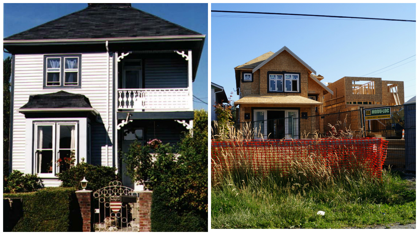 Queen Anne Style Heritage House Falls To Developer Richmond News