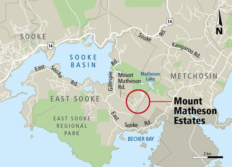 Mount Matheson Estates