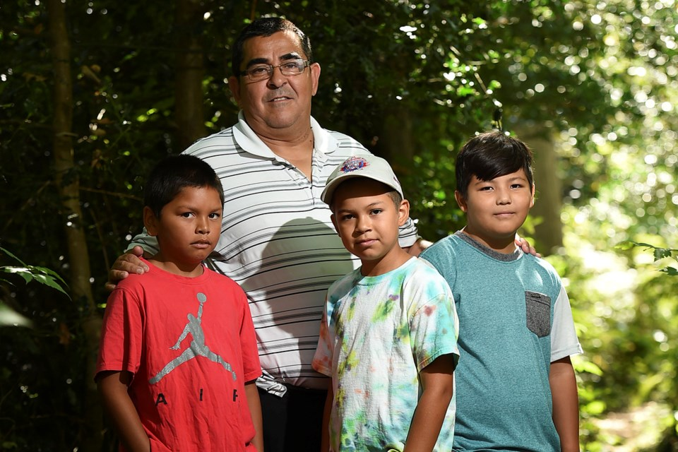 Musqueam Chief Wayne Sparrow is banking on developing some of the most prized properties in Vancouver to provide wealth and opportunity for his Nation's next generation. Photo Dan Toulgoet