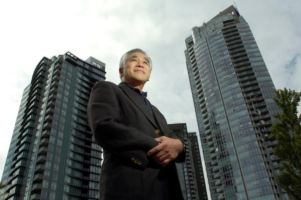 Architect Bing Thom died Oct. 4 in Hong Kong. Photo Dan Toulgoet