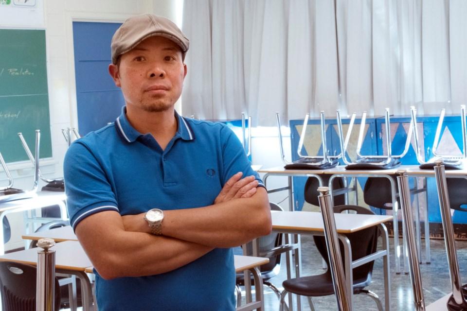 Michael Choi,
