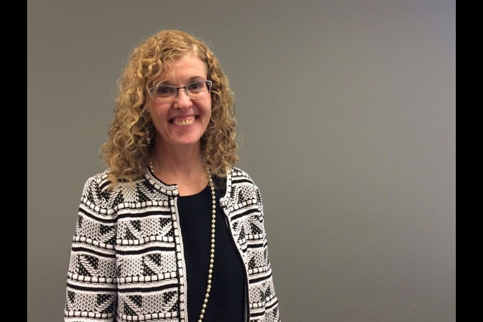 Community Development Institute co-director Marleen Morris