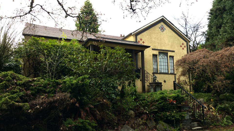 City zoning changes could help conserve character houses such as this property once owned by columni