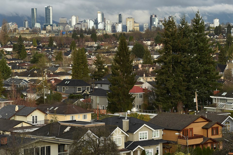 With high real estate prices, rents climbing and vacancy rates holding steady below one per cent, living in Vancouver has never been less easy for so many. Photo Dan Toulgoet
