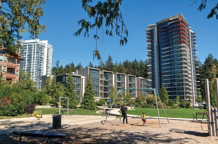 Campus' Wesbrook Village planned community adding up to 800 residents per year