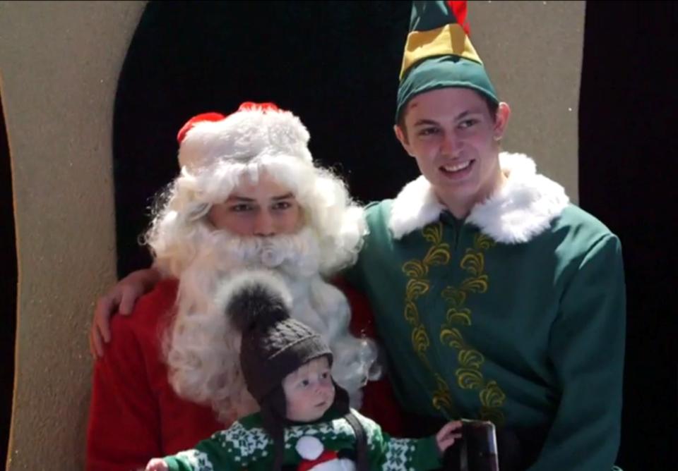 Troy Stecher is an elf