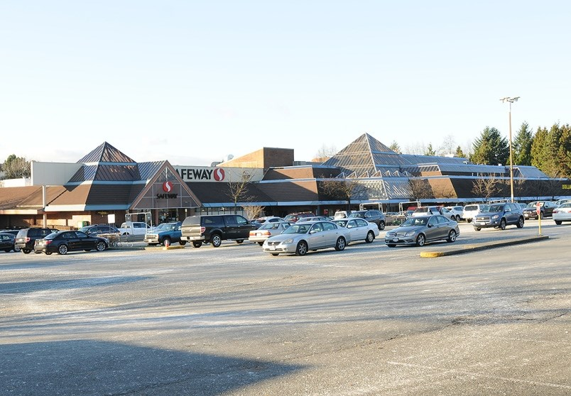 Phase one of the project to redevelop Arbutus Village is expected to take 26 months.