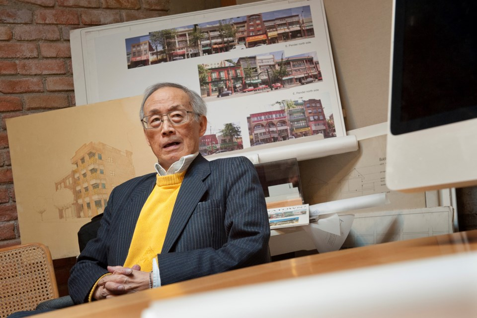 Joe Wai died last week at age 76. File photo Rob Newell