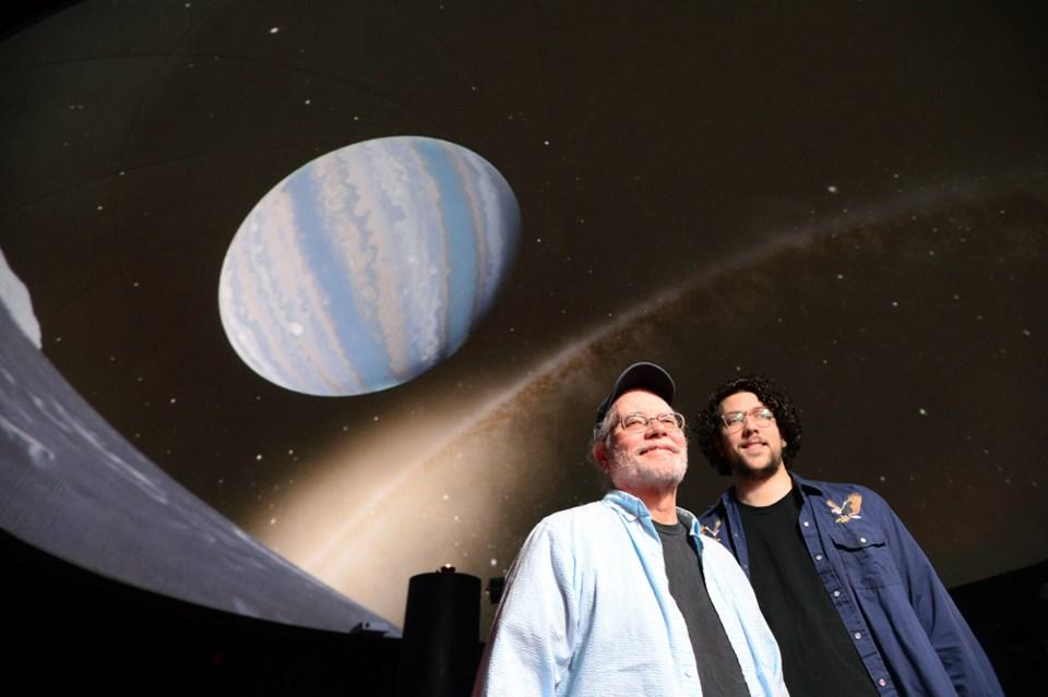 BCIT Planetarium