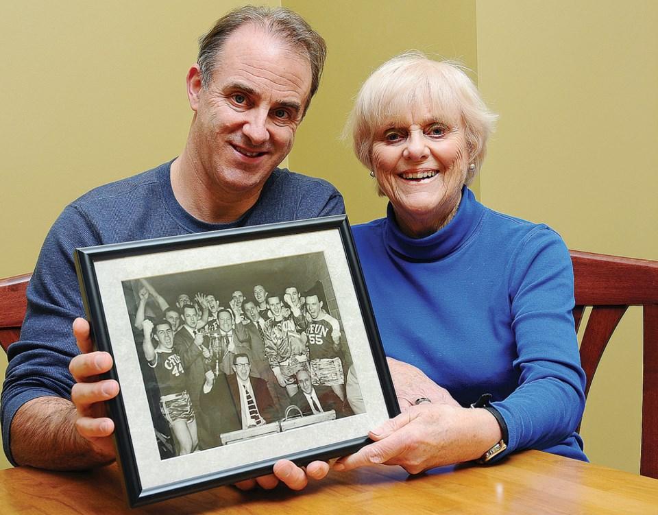 Greg and Paula Upson