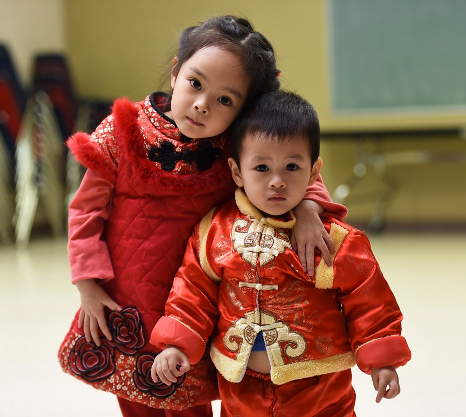 strathcona community centre children