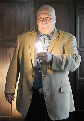 UBC psychology professor Stanley Coren blames sleep deprivation on Edison's lightbulb.