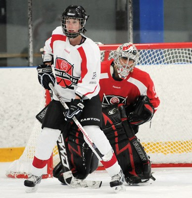 The Longest Game takes place at Burnaby 8 Rinks until Sept. 5.