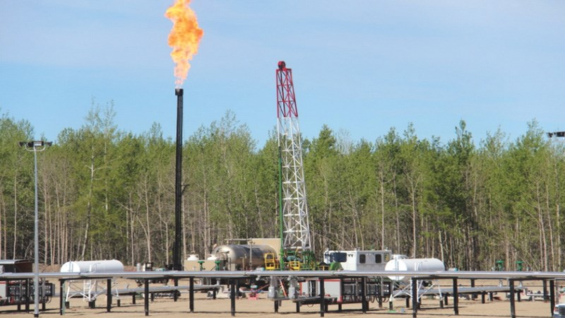 NORTH Gss drill rig