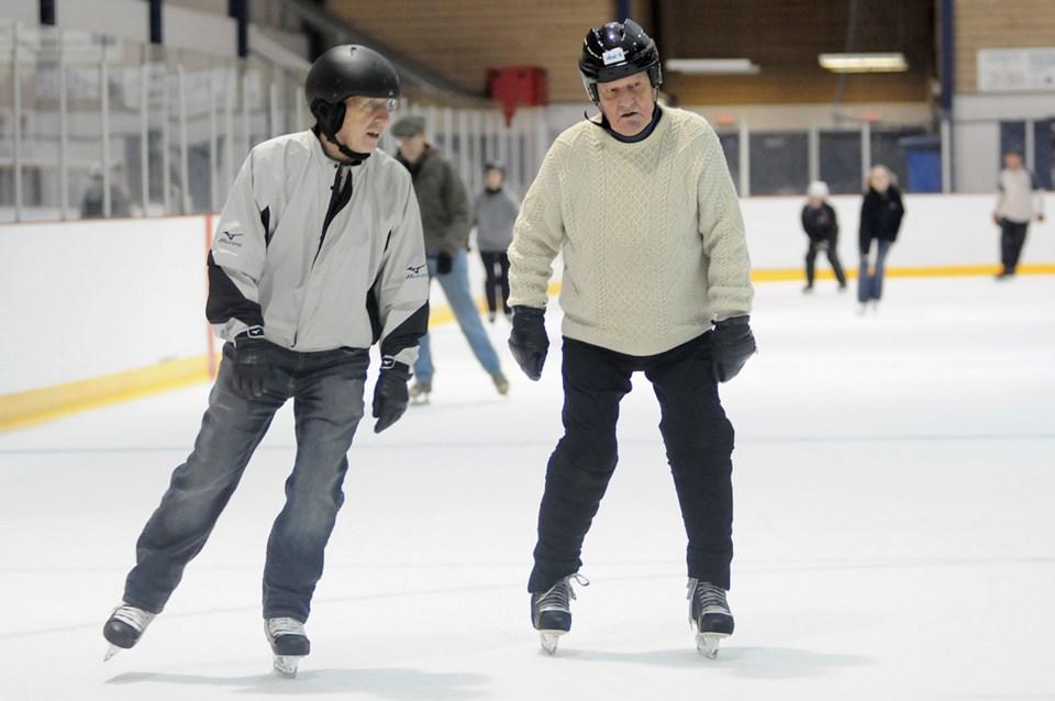 kitsilano community centre skating