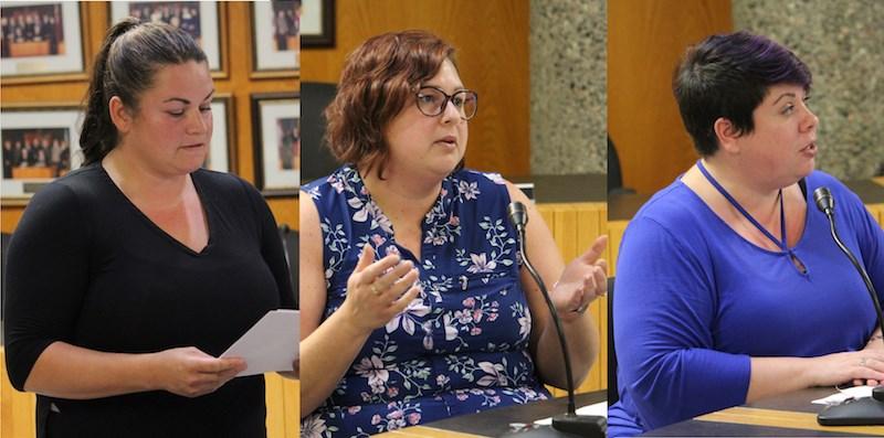City council meeting (Sept. 16, 2019)