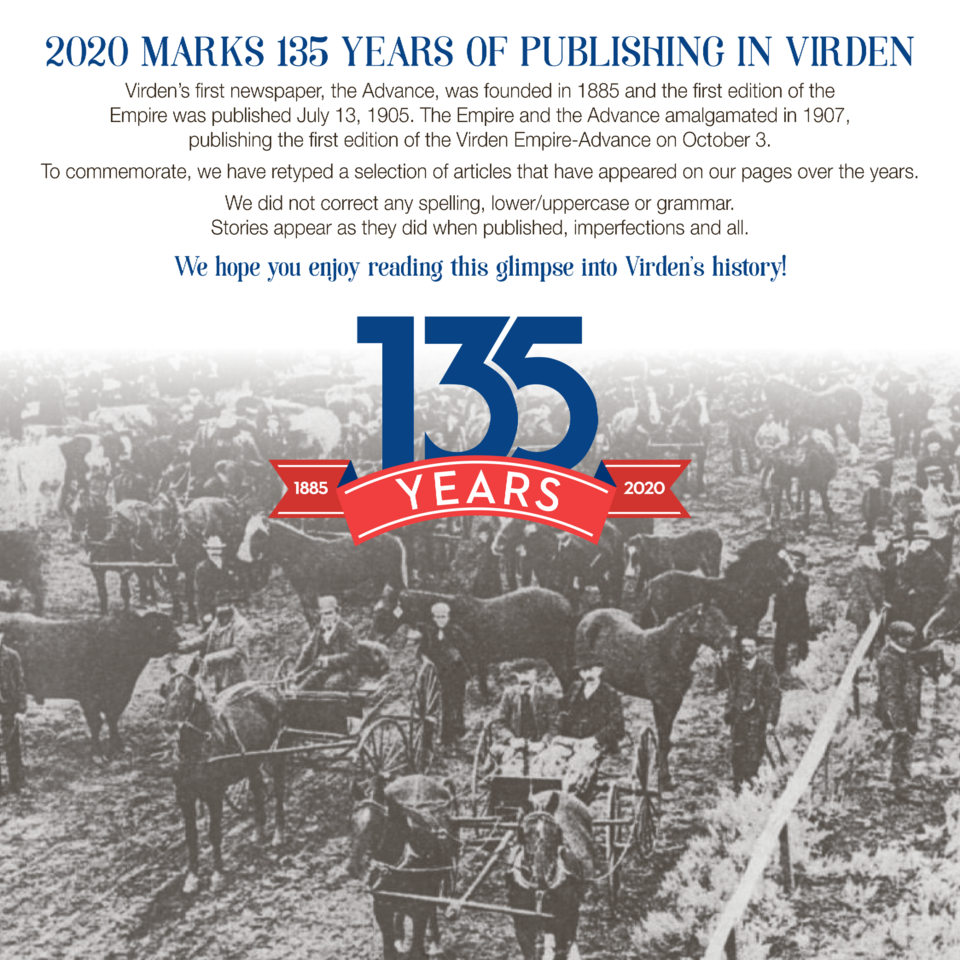 135 - 1500 Men - July 13, 1911
