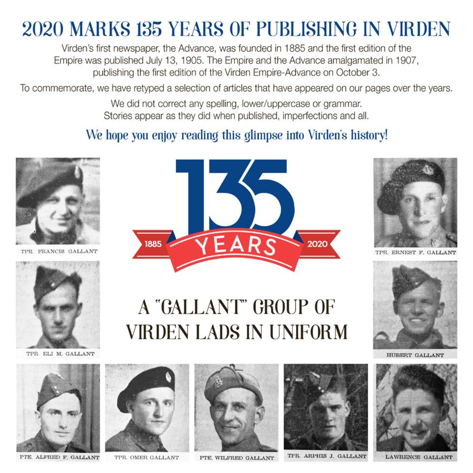 135 - Gallants - May 6, 1942