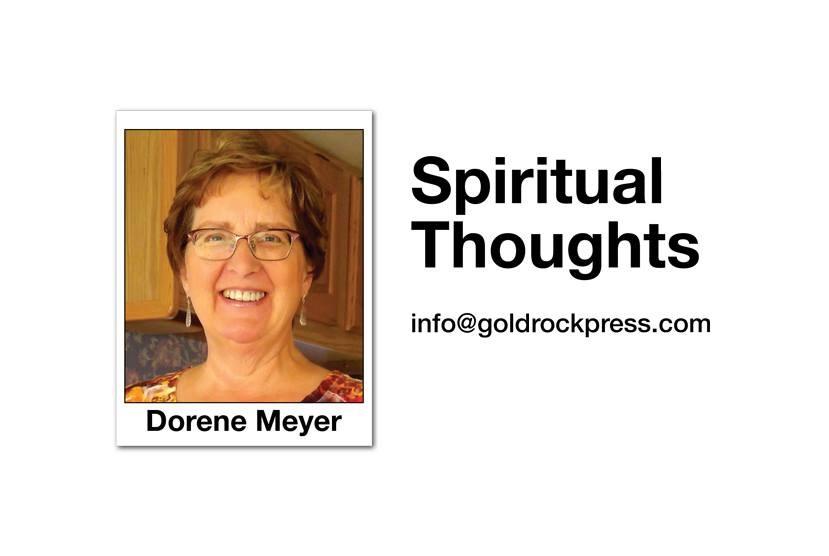 Dorene Meyer spiritual thoughts header