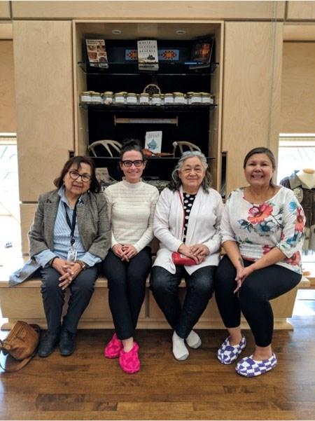 Indigenous Grandmothers, with Dr. Melanie Morris.