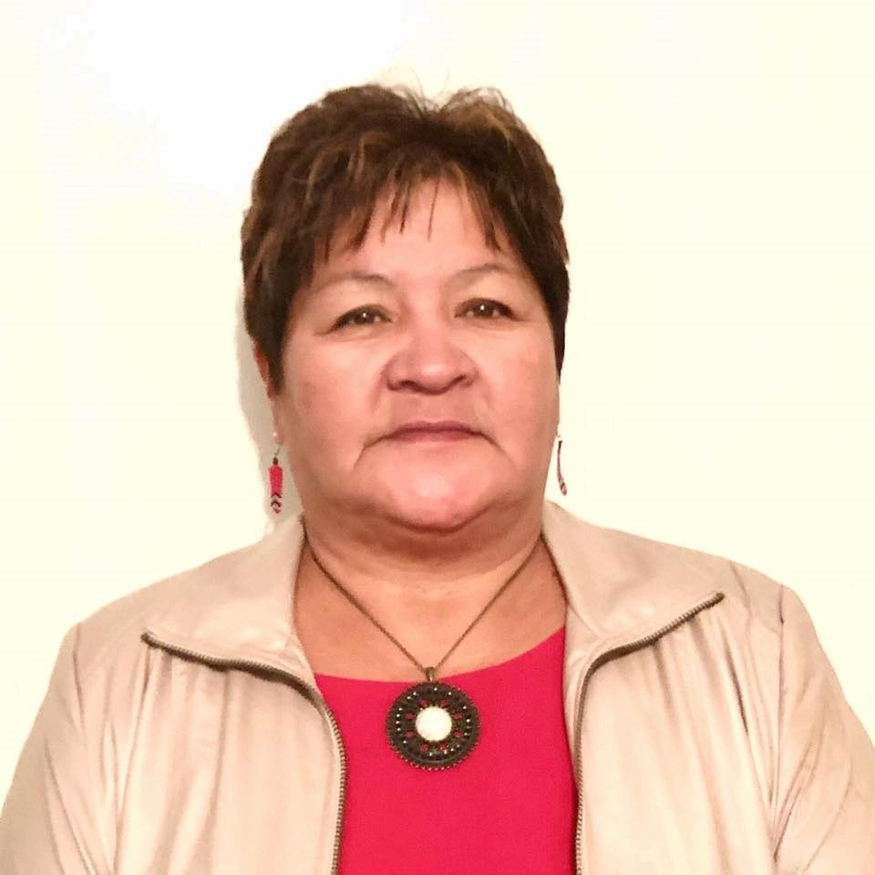 Cross Lake band councillor Shirley Robinson announced Aug. 18 that she is running as the Liberal can