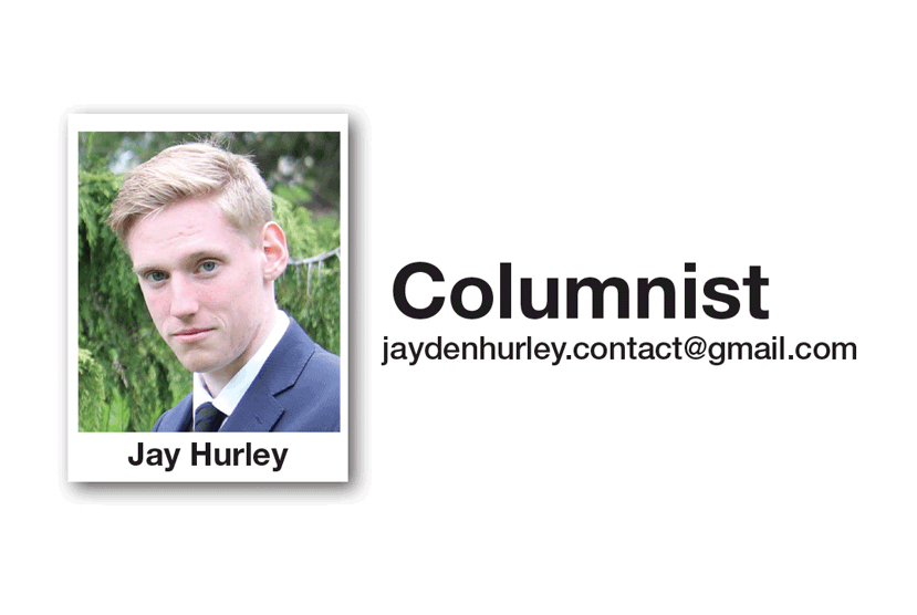 Jay Hurley column headshot