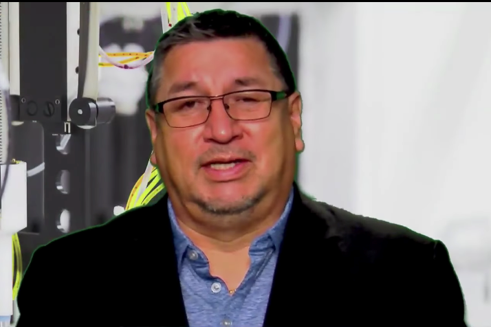 Pimicikamak Cree Nation Chief David Monias speaks about the effect vaccinations are having on the CO