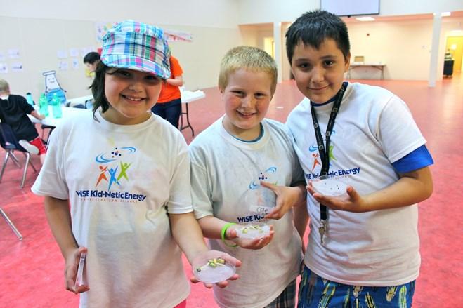 WISE Kid-Netic Energy summer camp July 2015