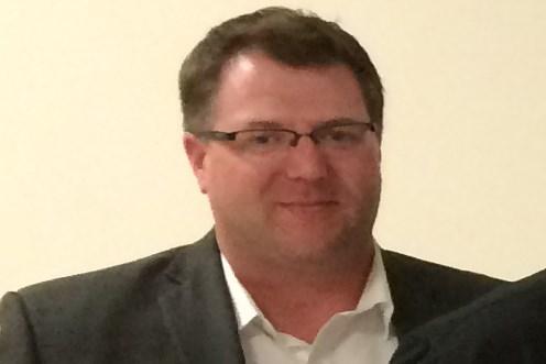 Vale Manitoba Operations vice president Mark Scott