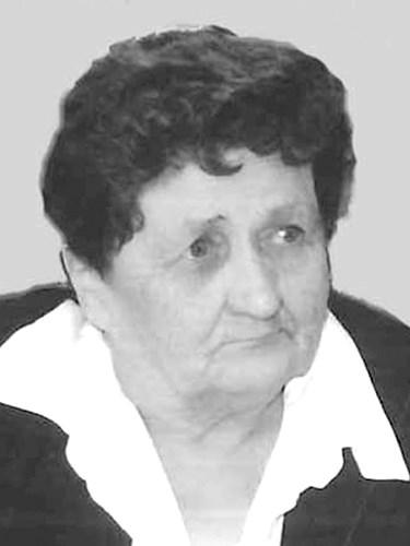 Helen MacDonald (nee Stadnyk) 1935 - 2017