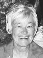 Anita Edna Twarowski (nee Legare)