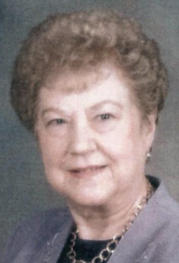 Bettie Doris Lavone Wilson