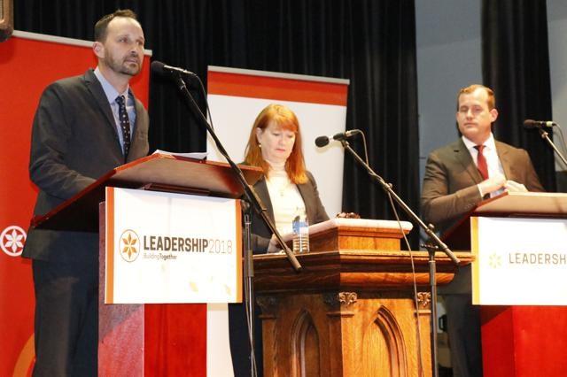 NDP debate