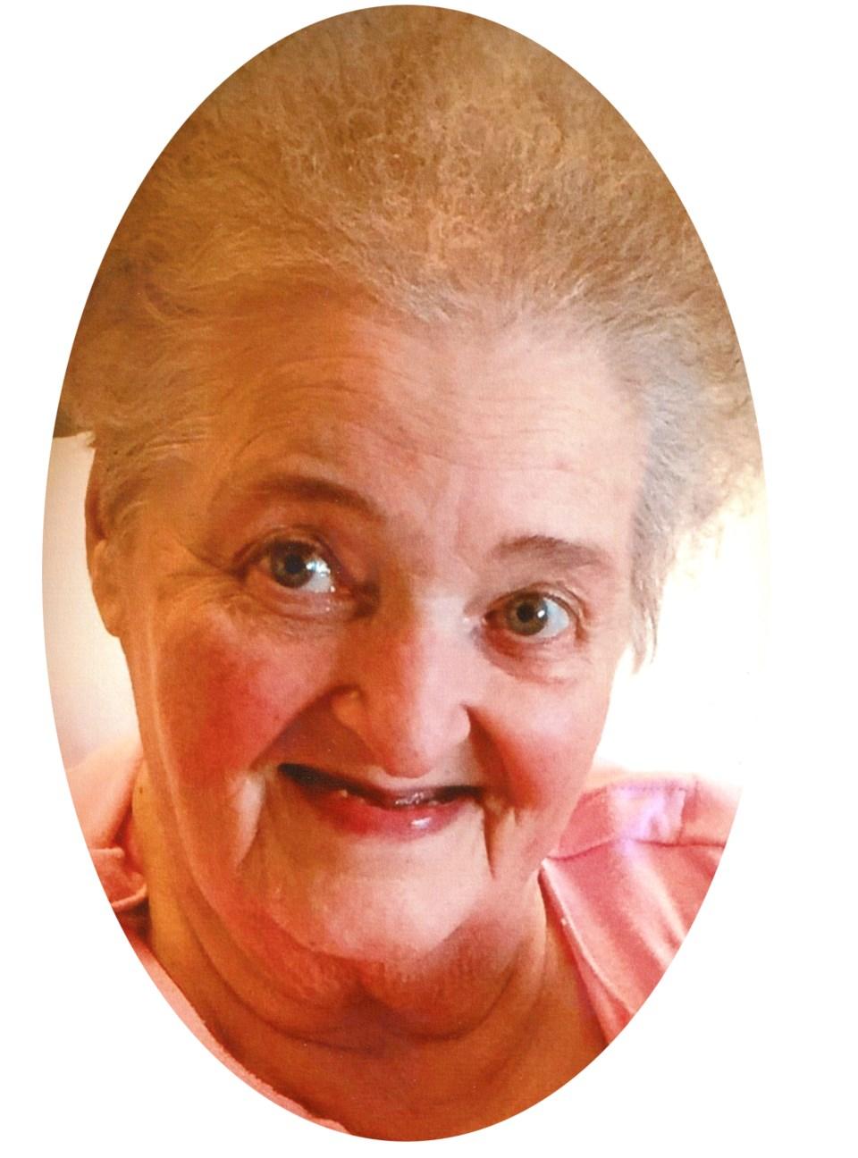 Margaret Susan Rebrinsky
