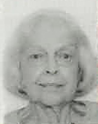 Dolores Margaret Bell