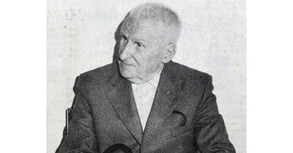 Ernest William Russell