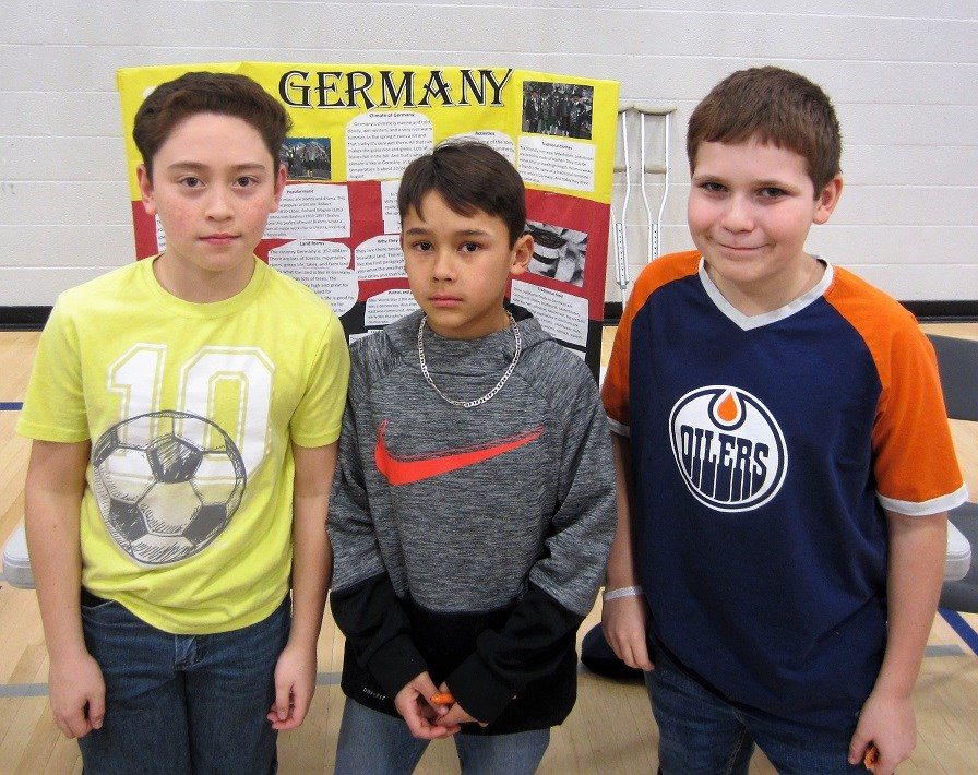 OHS Grade Six Students Hold FolkFest_2