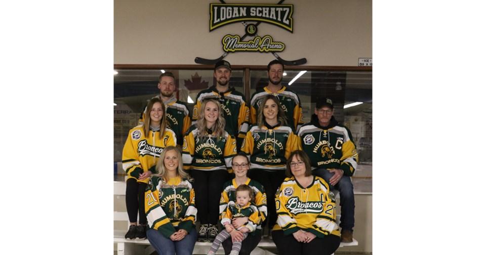 Logan Schatz Memorial Arena