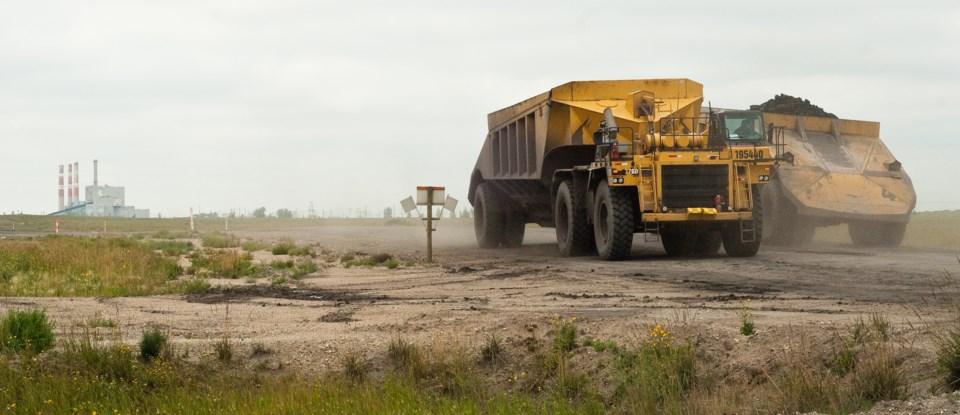 coal hauler