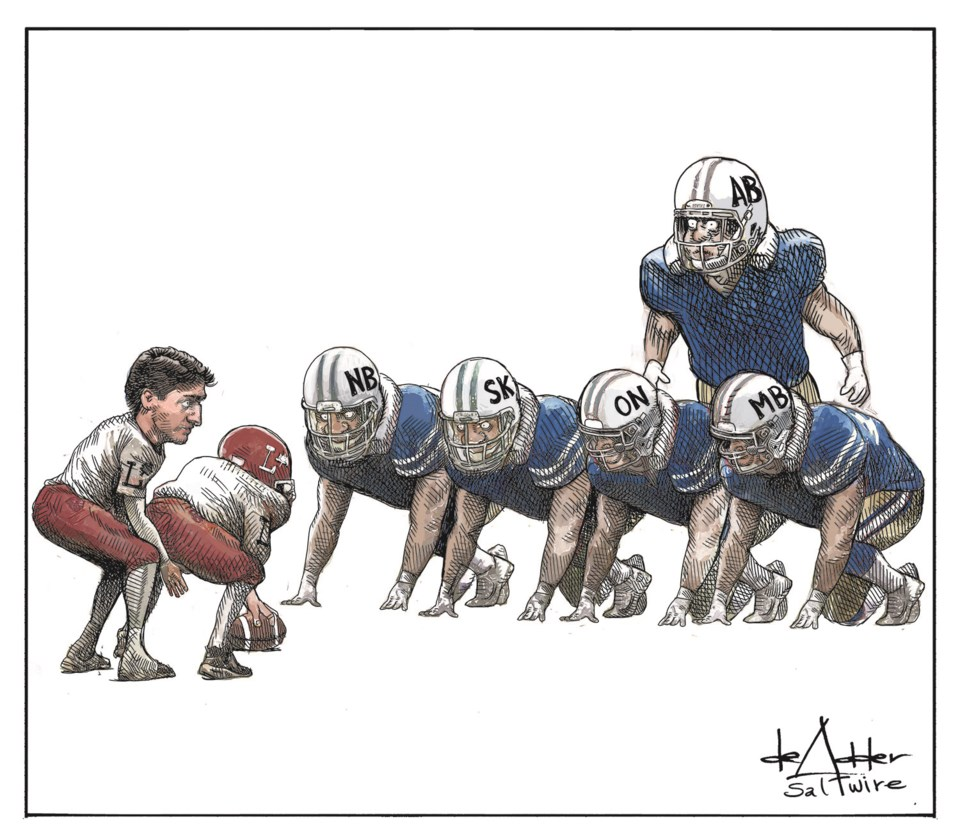 Editorial cartoon May 2019