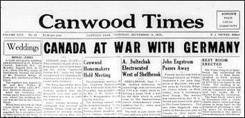 canwood times