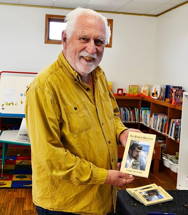 Gord Hunter author