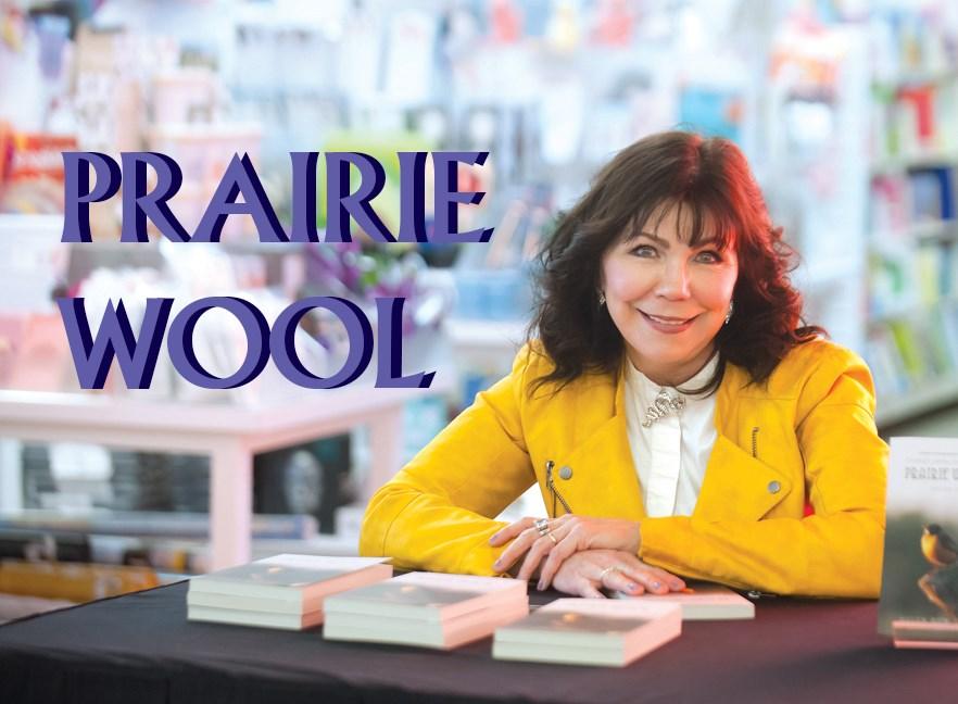 Prairie Wool Helen Row Toews