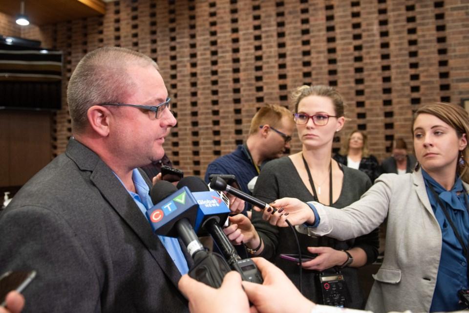 coal transition funding Trevor Schnell Coronach mayor-6304-1000px