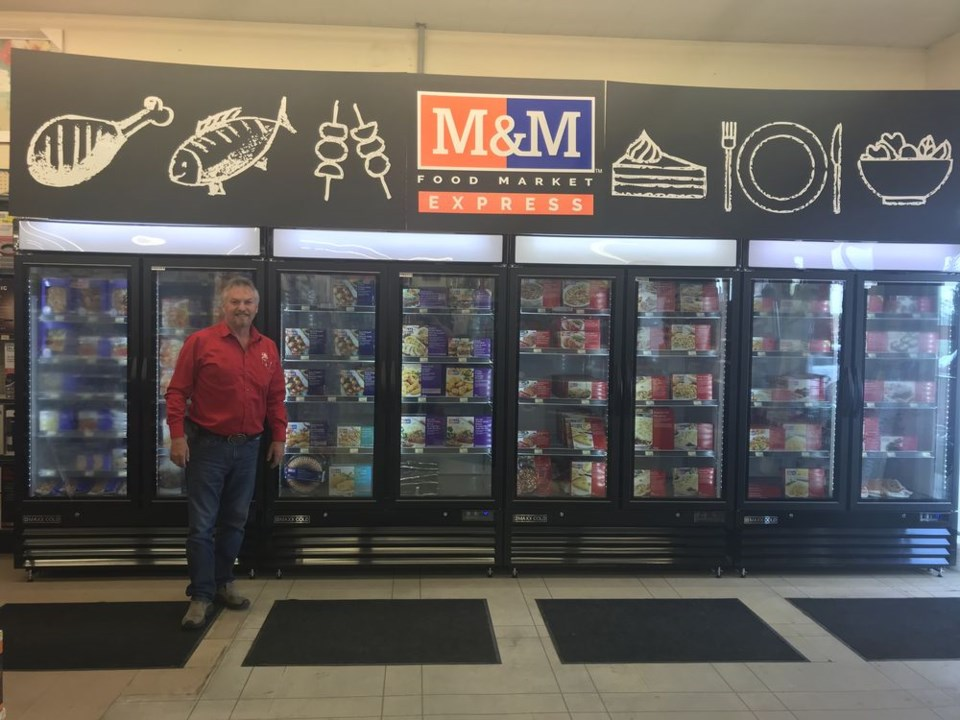 M and M Food Express