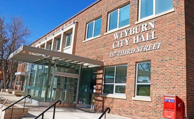 Weyburn City Hall