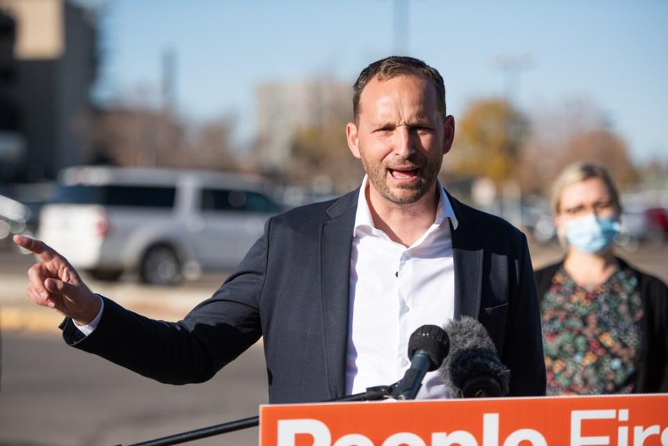 Ryan Meili NDP